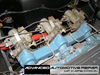 1954 Corvette Engine Closer