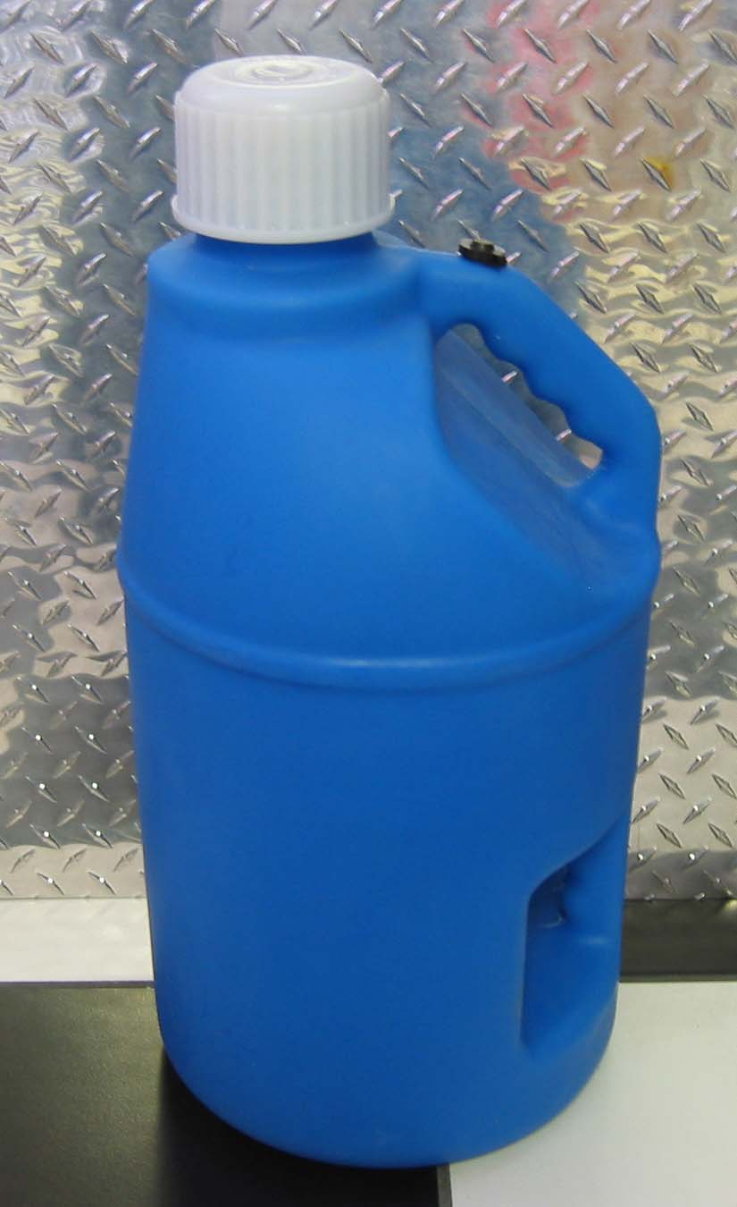 Fuel Jug - Blue