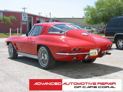 �63 Corvette Split Window Coupe