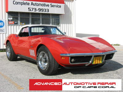Client Gallery Red Stingray Front