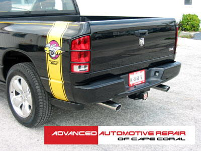 �03 Dodge Ram Rumble Bee