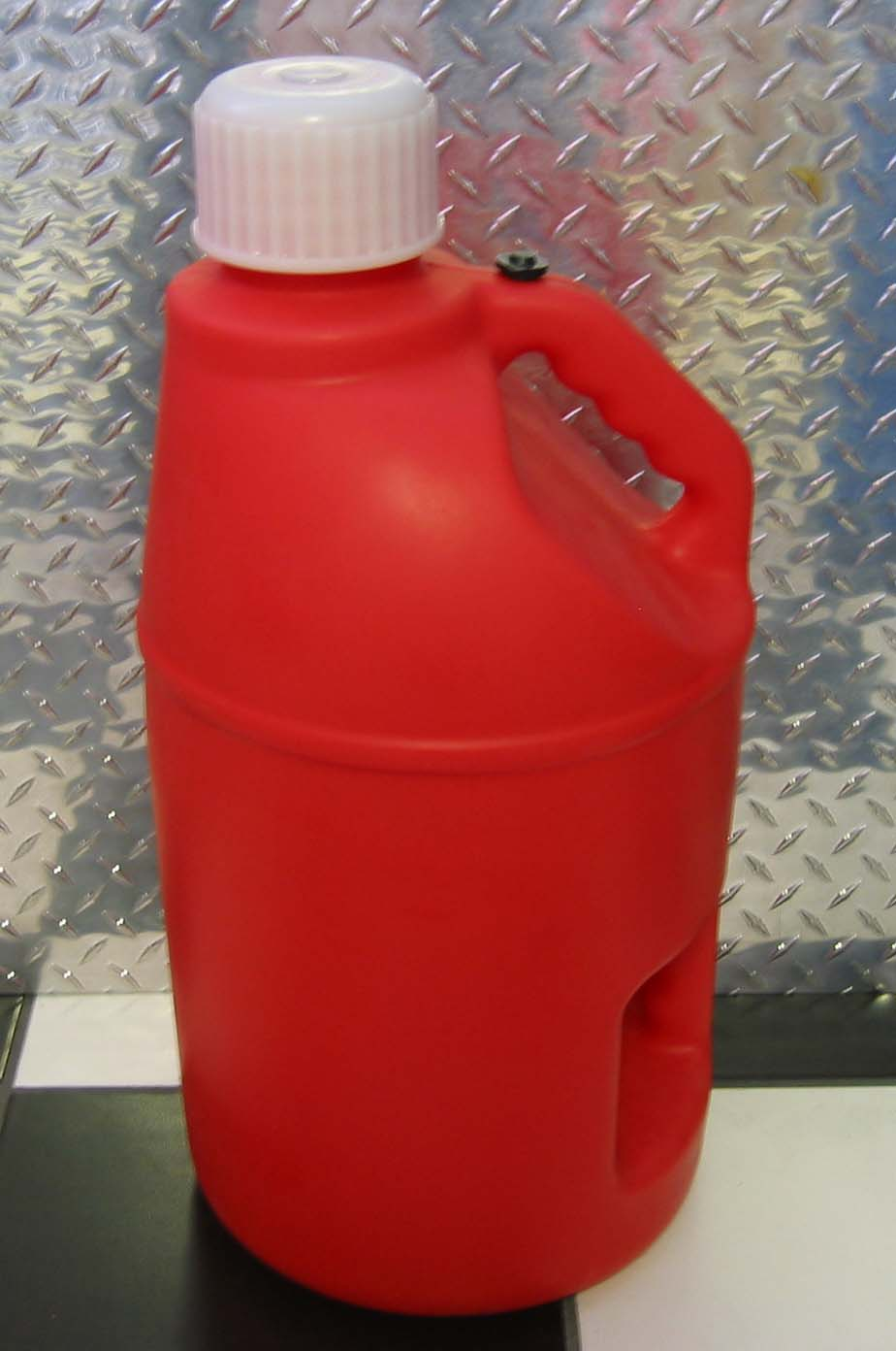Fuel Jug Red