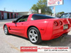 Client Gallery Red Corvette Tinted Rear